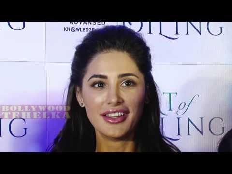 Nargis Fakhri's pubic hair remark grosses Emraan  Hashmi
