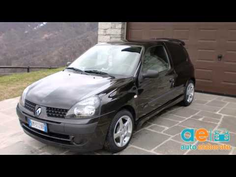 Renault Clio II Tuning