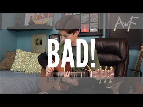 BAD! - XXXTENTACION - Cover (fingerstyle guitar)