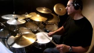 Steve Tocco - The Way You Love Me by Karyn White (Drum Cover)
