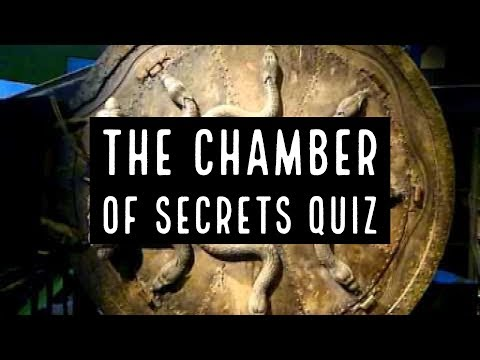 The Chamber Of Secrets Book Quiz