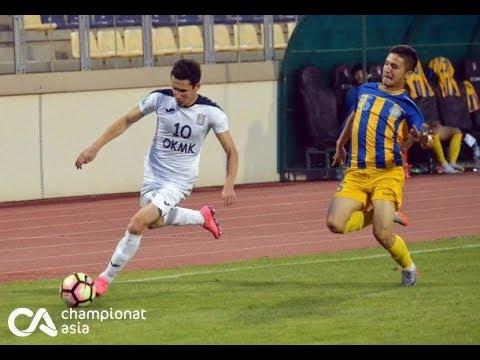 Oliy liga. 24-tur. Dinamo - Olmaliq 1:0
