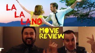 LA LA LAND MOVIE REVIEW!!!