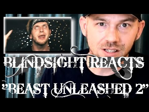 """BLINDSIGHT REACT TO VIN JAY - """"BEAST UNLEASHED 2"""" (official music video)"""