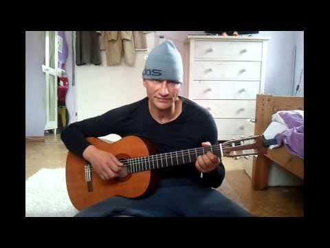 Limp Bizkit: Behind Blue Eyes - Acoustic Guitar Lesson with Lyrics ...
