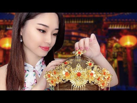 [asmr]-traditional-chinese-hair-styling