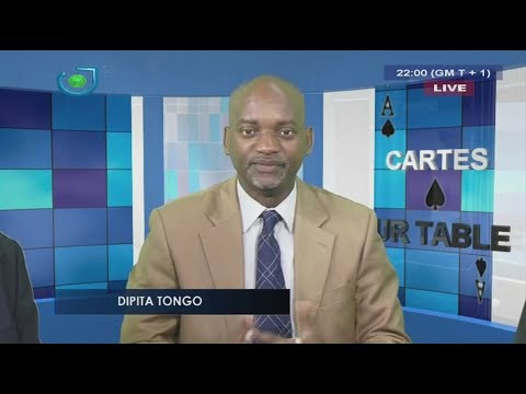 Cartes sur Table - (FEACFOOT - ACCIDENTS - CRISE ANGLOPHONE) - 12 Septembre 2017 - DIPITA TONGO