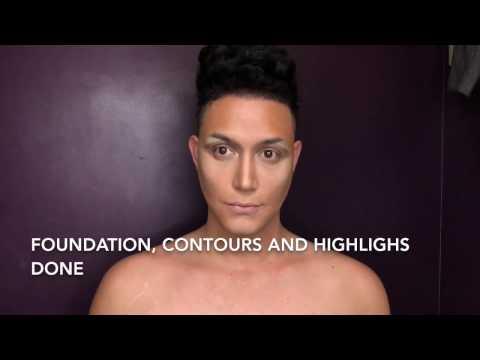PIA WURTZBACH Makeup Transformation by Paolo Ballesteros