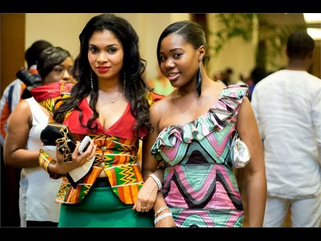Ghana Clothing Fashion And Designer Brands Youtube