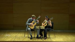 Geoffrey Poole: Wild Goose - 1. The Wild Geese; From South to North (Miyabi Duo)
