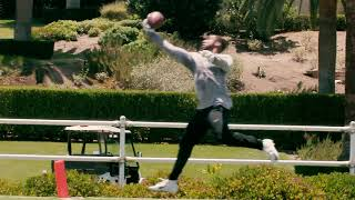Touchdown!! Russell Wilson to Keenan Reynolds
