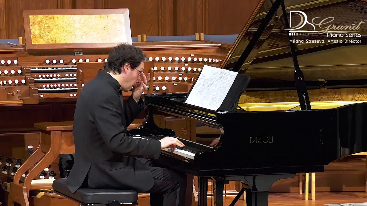 Artwork representing Shai Wosner plays Scarlatti and Rzewski
