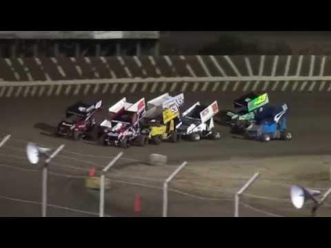 Sprint Invaders Trophy Dash 34 Raceway 9/27/14