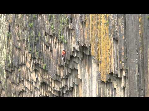 Armenia Rock Climbing