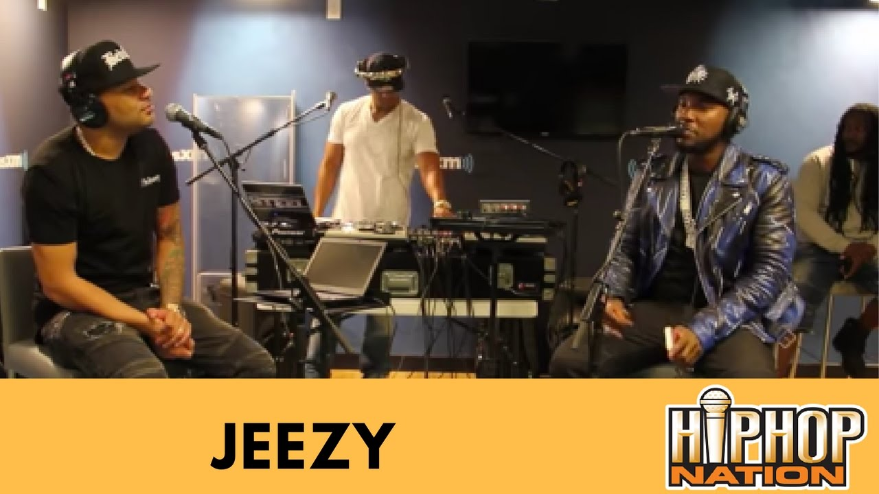 Download Jeezy Interview with DJ Envy Talks New Album Trap Or Die 3, Opening Up, Shorty Low and More!