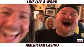 LIVE LIFE & WORK: AMERISTAR CASINO - SOUTHERN MOMMA AN EM COMEDY TOUR! LOL FUNNY LAUGH COMEDIANS