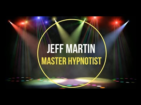 Jeff Martin Omaha Stage Show Hypnotist for Your Event 402-502-9334