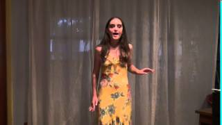 Pippa Scroggins ... Audition Video #1 Thumbnail