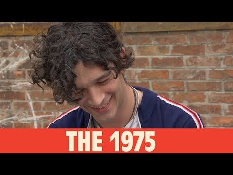 The 1975 || 'That's my whole bloody life' (FM4 Interview 2019)