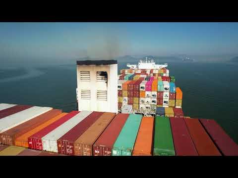 """Download Container Ship """"Cape Artemissio"""" - 08/08/2021"""