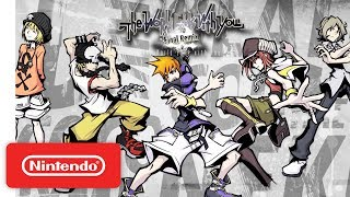 Download The World Ends with You: Final Remix - What's New Info Trailer - Nintendo Switch Mp3 and Videos