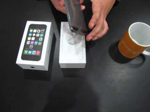 First Look : iPhone 5s in Dubai on LetsTango.com