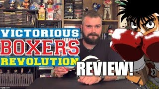 VICTORIOUS BOXER REVOLUTION REVIEW