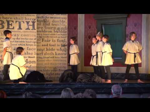 Shakespeare Club (2014-2015) -The New School Montessori