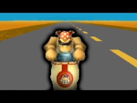 The Longest Mario Kart Track Ever...