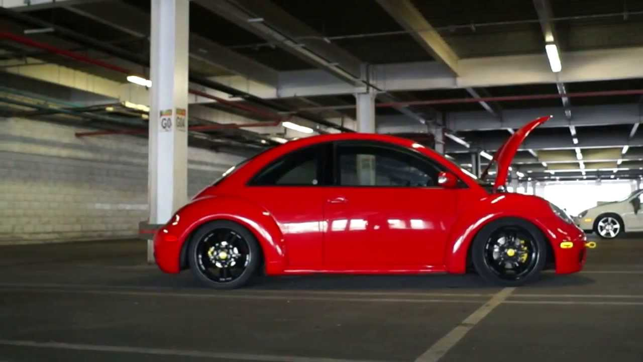 Beetle Turbo S - YouTube