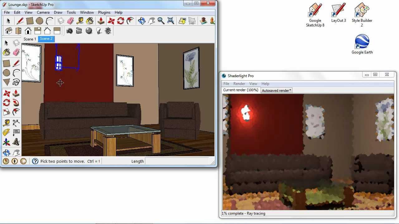 shaderlight 2 1 lighting fixtures youtube