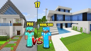 MINECRAFT - PRO VS NOOB/GOD (parte 17) thumbnail