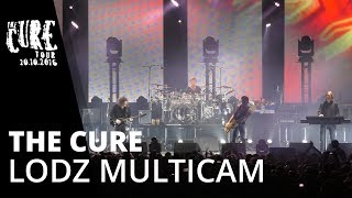 The Cure - Fascination Street * Live in Poland 2016 HQ Multicam