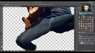 Photoshop cs6-recortar personas u objetos de una foto o imagen!
