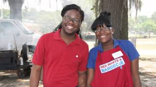 USO Partner Kroger Honors Troops with Red, White and BBQ Events