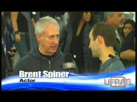 Brent Spiner @ Big Apple Con 09 UFragTV