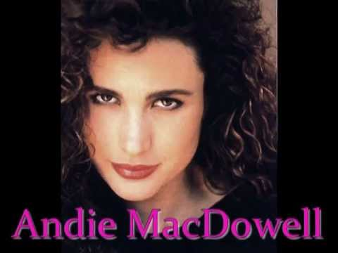 Modern Movie Legends - Andie MacDowell