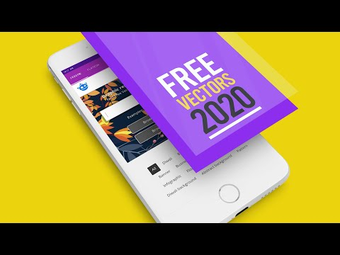 ULTIMATE FREE VECTOR LIST 2020 *Free Downloads*