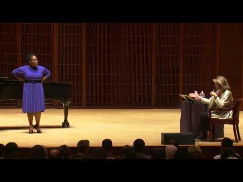 shepherd-school-of-music-master-class-with-renee-fleming---chabrelle-williams,-soprano
