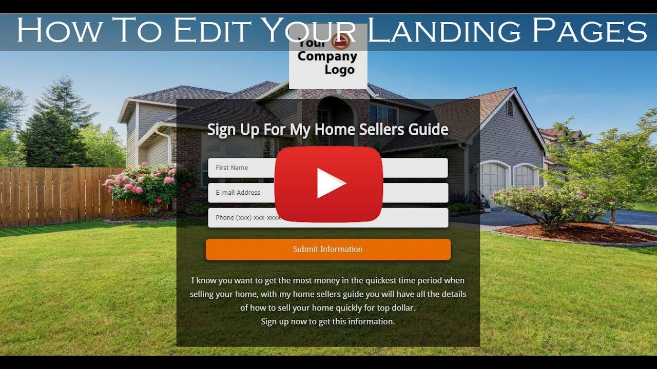 RealtyTech Inc  Announces New Blog and Landing Page System Added to