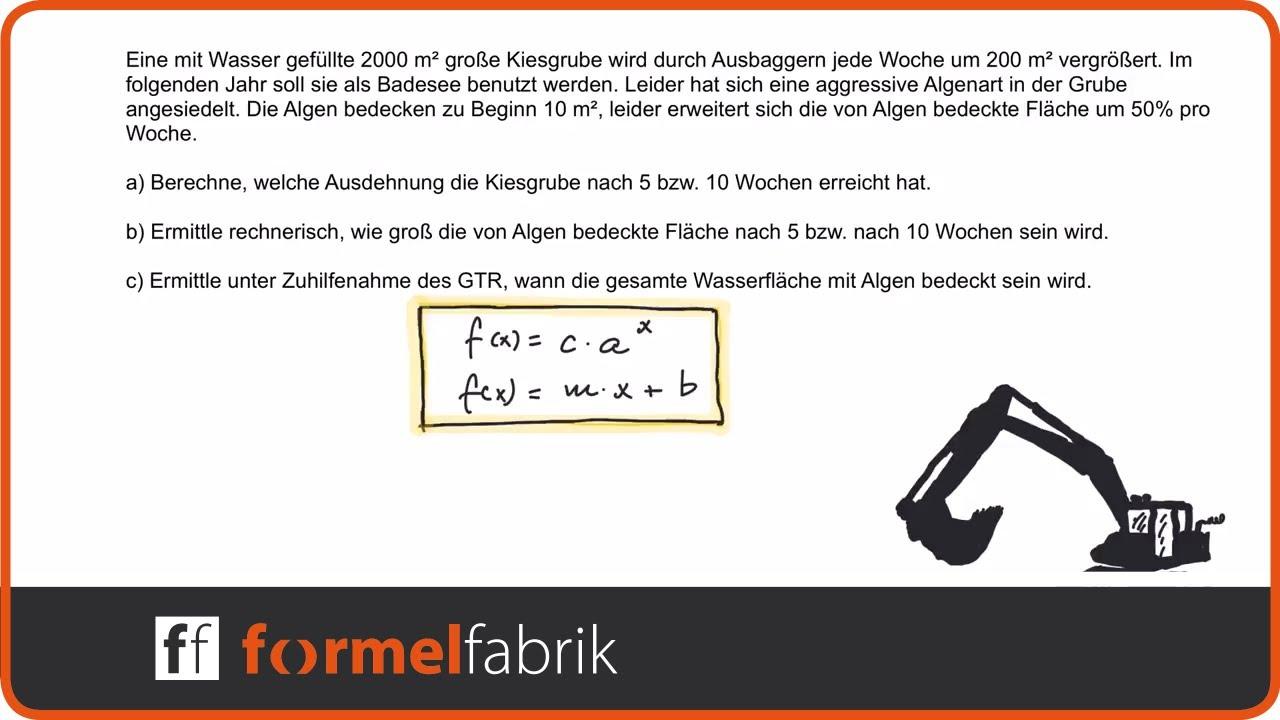 Fantastic Wachstum Und Zerfall Arbeitsblatt Image Collection ...