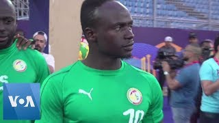 Sadio Mane Trains with Senegal Ahead of African Cup Opener Against Tanzania