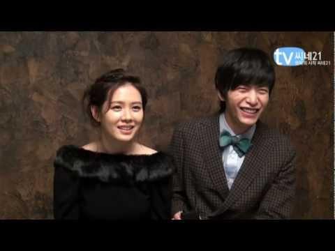 Son Ye Jin, Lee Min Ki - Interview