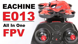 This Could Be Your Very First FPV Drone! Eachine E013 FPV Kit