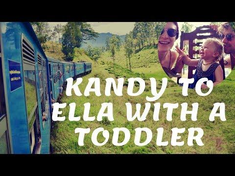 Family Travel // Sri Lanka with a toddler, Kandy to Ella