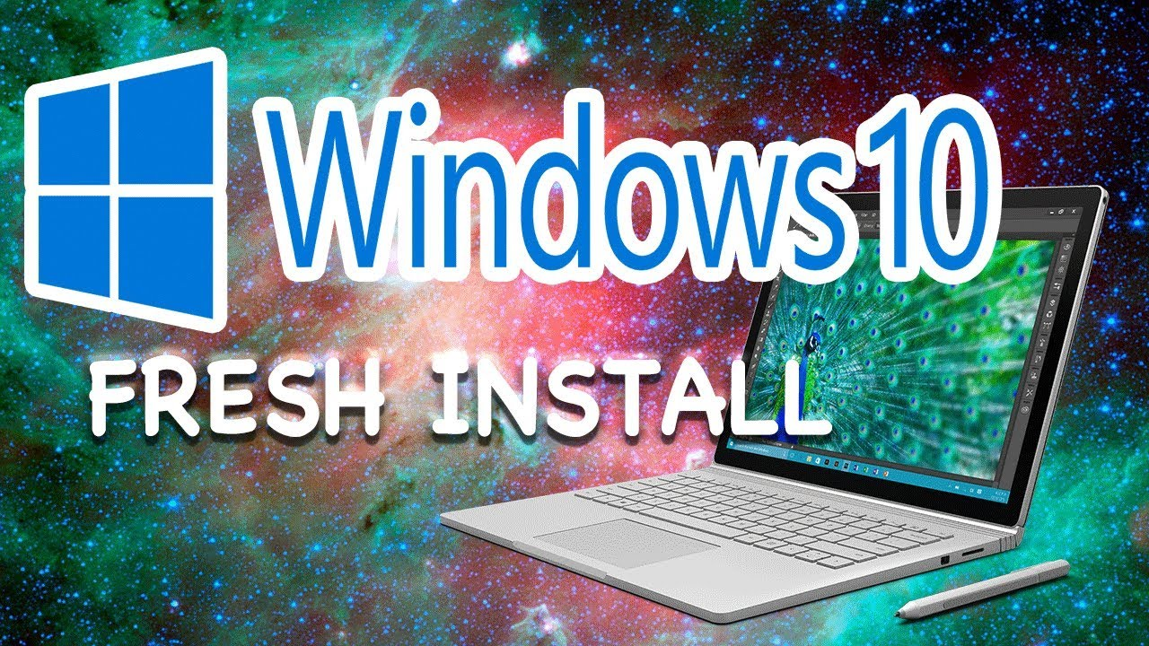 HOW TO BOOT SURFACE PRO LAPTOP 1769 FROM USB WINDOWS 10 INSTALLATION