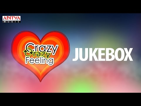 Crazy Crazy Feeling ❤❤ Telugu Latest Love Songs Jukebox 🎧