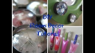 DIY Room Decor Tutorial Thumbnail