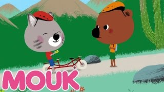 Mouk - In Tandem S02E01 ❀ NEW EPISODE ❀ | Cartoon for kids