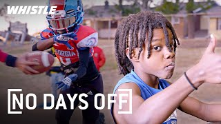 7-Year-Old Football PHENOM | Dashaun